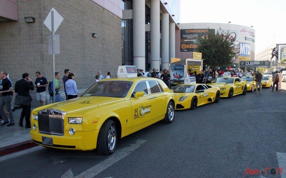 Города с самыми дорогими тарифами такси в мире.