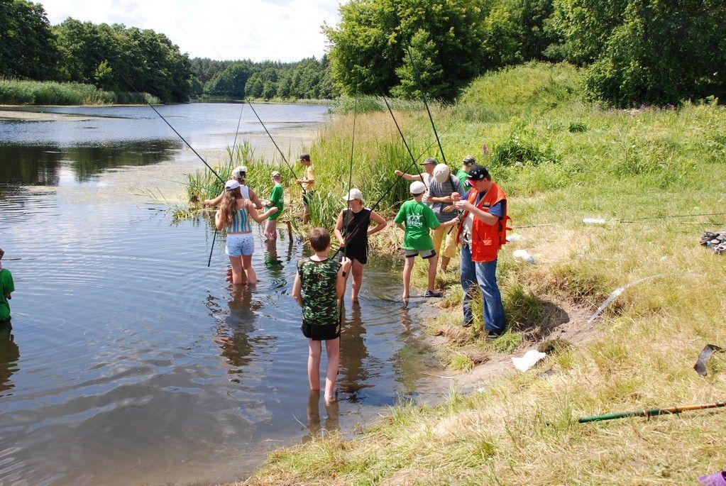 рыбалка уроки мастерства