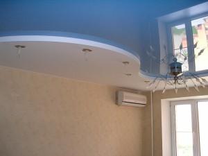 Бизнес на ремонте потолков