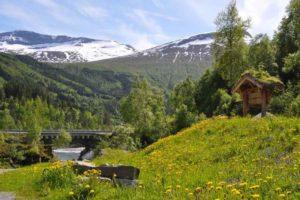Скандинавская природа