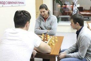 шахматное антикафе