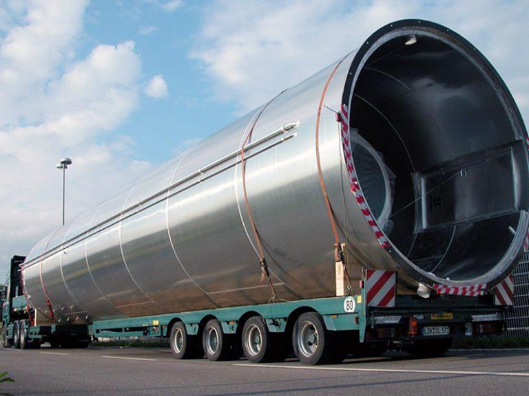 доставка тяжелых грузов по России автотранспортом