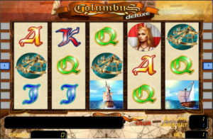 игровые автоматы Колумб