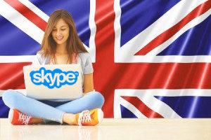 английский через Skype