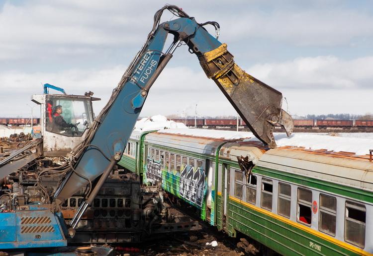 Утилизация вагонов