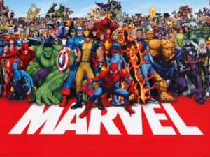 Мир Marvel