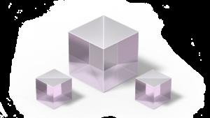 Поляризационный светделитель кубов