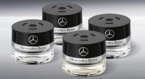 ароматизатор mercedes benz