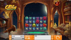 Игровой автомат Wild Cauldron