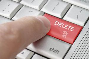 Удаление негативных отзывов в Интернете